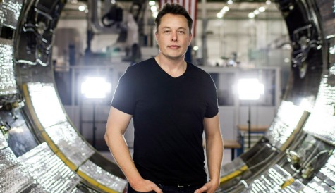 Elon Musk, SpaceX CEO