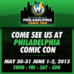 Take Back the Sky at Philadelphia Comic Con May 30-June 1