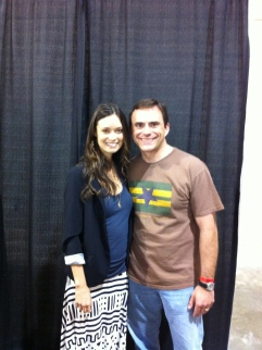 Take Back the Sky with Summer Glau, Wizard World Philadelphia 2013