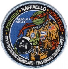 This being the last mission of its kind, NASA figured they may as well have a little fun.