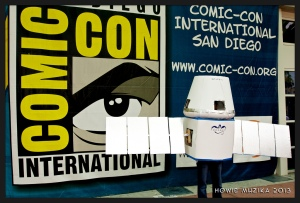 spacex at comic-con