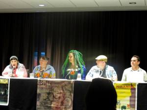Dragon Con panel pic