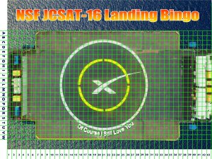 Landing Bingo