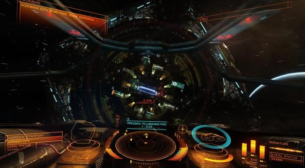 Elite: Dangerous - Screenshots der Alpha-Version 4.0