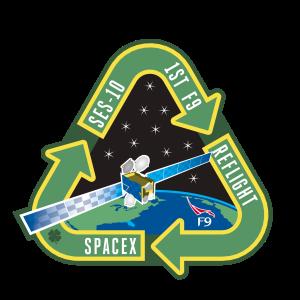 SES-10 Green