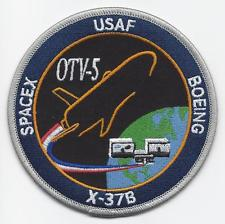 otv5 mission patch