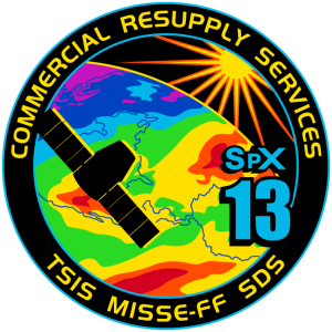 600px-SpaceX_CRS-13_Patch