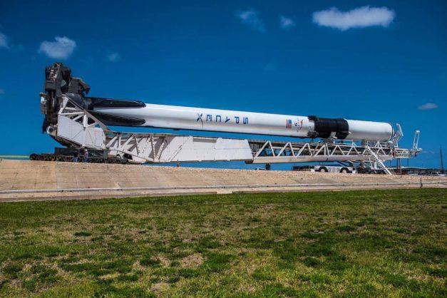 Falcon-9-Block-5-1046-rollout-Elon-Musk-1024x683