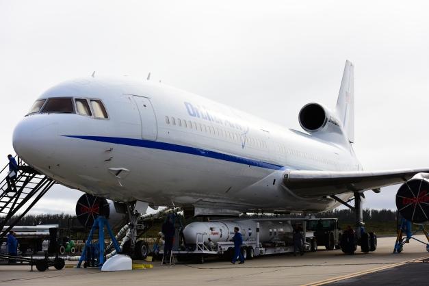 Pegasus XL CYGNSS Mate to L-1011