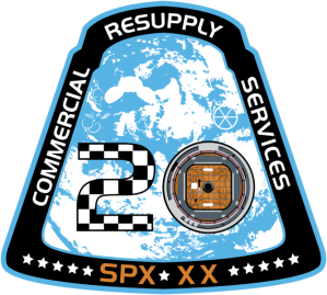 666px-SpaceX_CRS-20_Patch