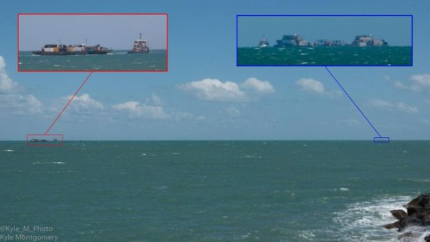 atlantic droneships